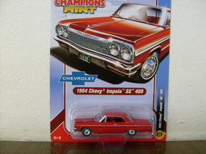 RCSP012 - 1964 CHEVROLET IMPALA SS 409 RIVERSIDE RED
