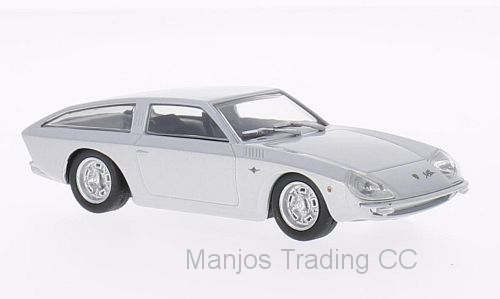WB507 - 1966 LAMBORGHINI 4000 GT FLYING STAR II SILVER