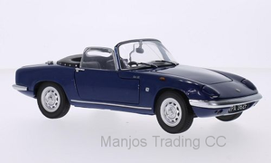 SUN4055 -1966 LOTUS ELAN SE ROADSTER BLUE
