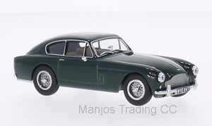 ASTON MARTIN DB2 MKIII SALOON GREEN