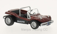 WB156 - 1970 BUGRE BUGGY RED