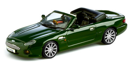 VIT20702 - ASTON MARTIN DB 7 VOLANTE - DARK GREEN