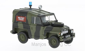 43LRL002 - LAND ROVER 1/2 TON LIGHTWEIGHT MILITARY POLICE