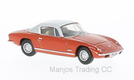 LE003 - LOTUS ELAN PLUS 2 RED SILVER