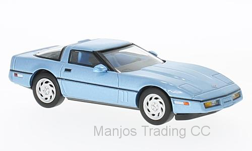 PRD591 - CHEVROLET CORVETTE (C4) BLUE