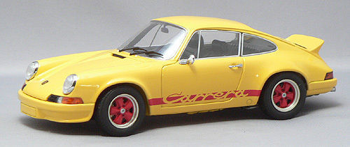 EBB24011 - PORSCHE 911 CARRERA RS YELLOW/RED