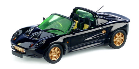 VIT27675 - LOTUS ELISE MKI TYPE 79 - BLACK WITH GOLD RIMS
