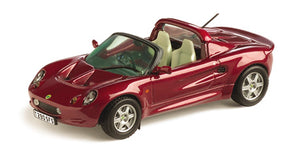 VIT27677 - LOTUS ELISE 111S OPEN RED