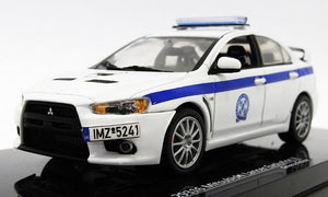 VIT29316 - MITSUBISHI LANCER EVOLUTION X GREECE POLICE