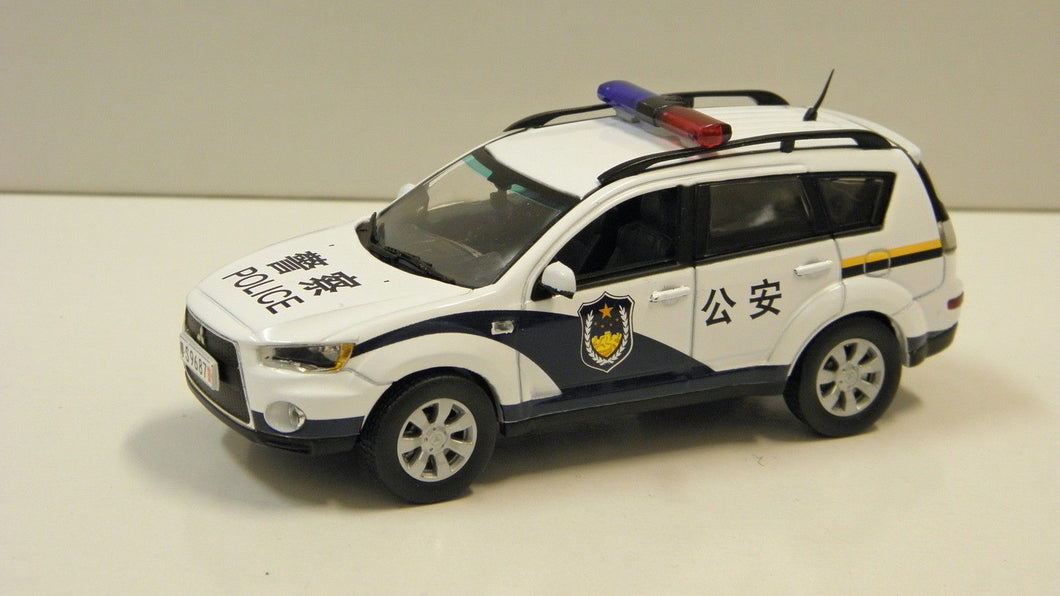 VIT29335 - MITSUBISHI OUTLANDER CHINA POLICE