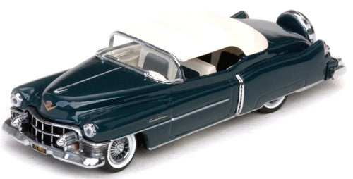 VIT36264 - 1953 CADILLAC ELDORADO CLOSED CONVERTIBLE BLUE