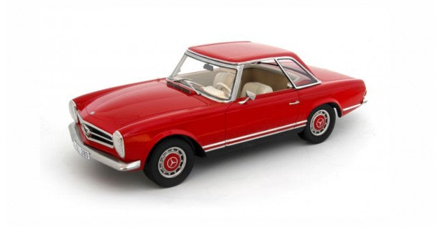 PCL40001 - MERCEDES BENZ 230SL HARD TOP RED