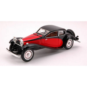 RIO4261 - BUGATTI T50 1933 RED/BLACK