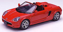 EBB43087 - TOYOTA MR-SPYDER RED