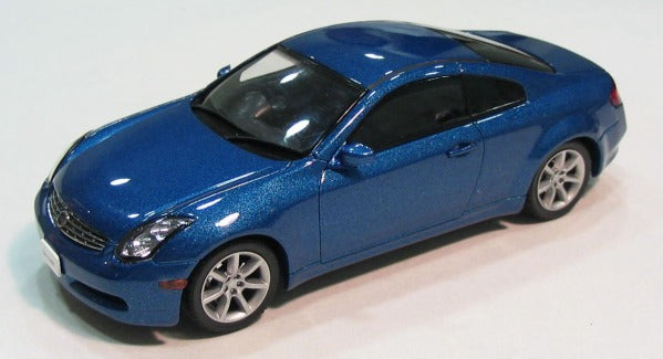 EBB43486 - NISSAN SKYLINE COUPE '03 (G35) METALLIC BLUE