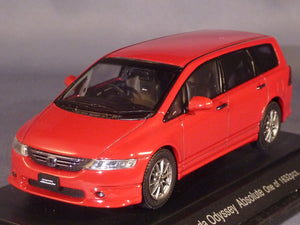 EBB43555 - HONDA NEW ODYSSEY ABSOLUTE RED ('03)