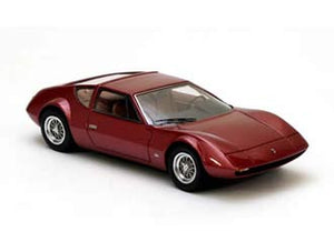 NEO43621 - 1989 MONTEVERDI HAI 450 SS PEBBLE BEACH RED