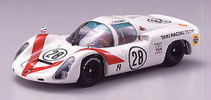 EBB43638 - PORSCHE 910 1968 JAPAN GP #28 WHITE
