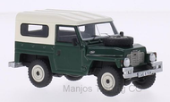 BOS43670 - LAND ROVER SERIES 111 LIGHTWEIGHT GREEN/WHITE 1982