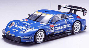 EBB43724 - NISSAN 350Z SUPER GT MALAYSIA CALSONIC BLUE #12