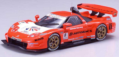 EBB43763 - HONDA NSX SGT 05 ARTA LATE VERSION #8 ORANGE