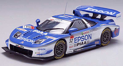 EBB43764 - HONDA NSX SGT 05 EPSON LATE VERSION #32 WHITE/BLUE