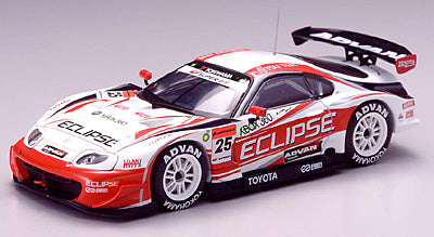 EBB43808 - TOYOTA SUPRA SUPERGT 500 #25 2006 WHITE/RED