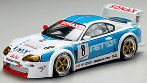 EBB43856 - TOYOTA SUPRA JGTC 1995 FET SPORTS #8 WHITE/BLUE