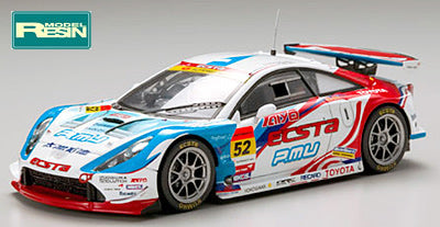 EBB43865 - TOYOTA CELICA SUPERGT 2006 PROJECT U #52 RED/WHITE