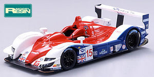 EBB43869 - ZYTEK 06S PETIT LEMANS 2006 #15 RED/WHITE/BLUE