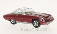 BOS43890 - ALFA ROMEO 3500 SUPERSPORT PINIFARINA RED RHD 1960
