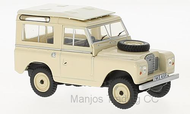 43LR3S001 - LAND ROVER SERIES 111 SWB STATION WAGON