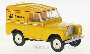 43LR3S002 - LAND ROVER SERIES III SWB HARD TOP