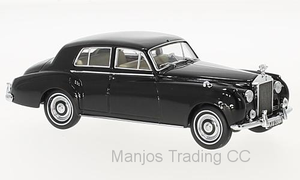 43RSC002 - ROLLS ROYCE SILVER CLOUD 1 BLACK