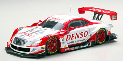 EBB44058 - DENSO DUNLOP SARD SC430 SUPER GT500 2008 #39 WHITE / RED