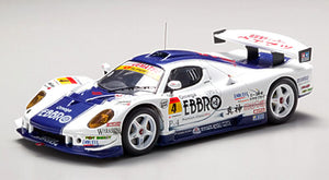 EBB44061 - EBBRO VEMAC 320R SUPER GT300 2008 #4 (RESIN) WHITE/BLUE