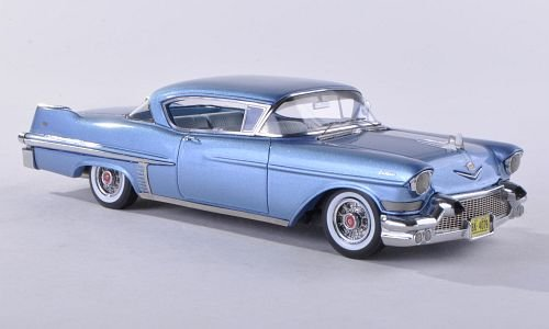 NEO44079 - CADILLAC SERIES 62 HARD TOP COUPE BLUE