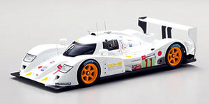 EBB44094 - DOME S102 LE MANS 2008 (RESIN) WHITE
