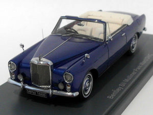 NEO44155 - BENTLEY SII CONTINENTAL MULLINER PARK WARD DHC BLUE