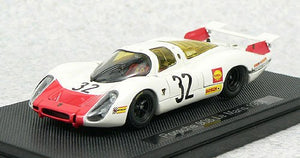 EBB44289 - PORSCHE 908 LE MANS 24HR 1968 #32 WHITE/RED