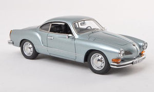 NEO44310 - VOLKSWAGEN KARMANN GHIA COUPE TYPE 14 GREEN