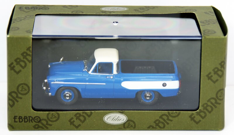 EBB44343 - TOYOPET MASTERLINE PICK UP 1959 BLUE