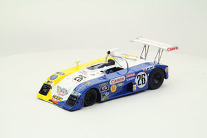 EBB44488 - SIGMA MC73 #26 LE MANS 1973 YELLOW/WHITE/BLUE