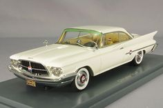 NEO44680 - 1960 CHRYSLER 300F COUPE WHITE