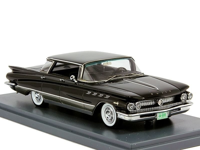NEO44685 - 1960 BUICK ELECTRA 225 4 DOOR HARD TOP SEDAN BLACK