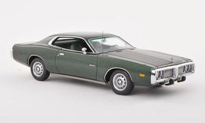 NEO44751 - 1973 DODGE CHARGER GREEN