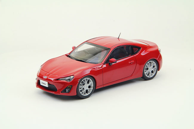 EBB44777 - TOYOTA 86 COUPE 2012 RED
