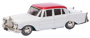450115100 - MICRO RACER 1038 MERCEDES BENZ 220 S RED/WHITE