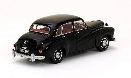 NEO45080 - 1953 DAIMLER CONQUEST BLACK