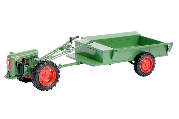 450893200 - HOLDER ED 11 WITH TRAILER GREEN
